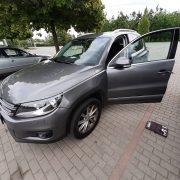 VW Tiguan 2014 - Odemčeno přes zámek za par minut