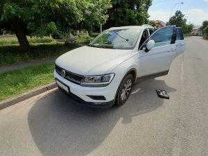 Volkswagen Tiguan 2020 - Otevření auta bez poškození
