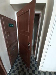 Otevření dveří Brno