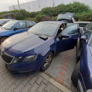Škoda Octavia 3 - Klíče zamčené v kufru - otevřeno přes zámek