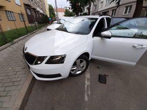Otevření auta Škoda Octavia - Brno střed