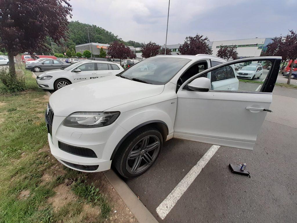 Otevření Audi - Brno
